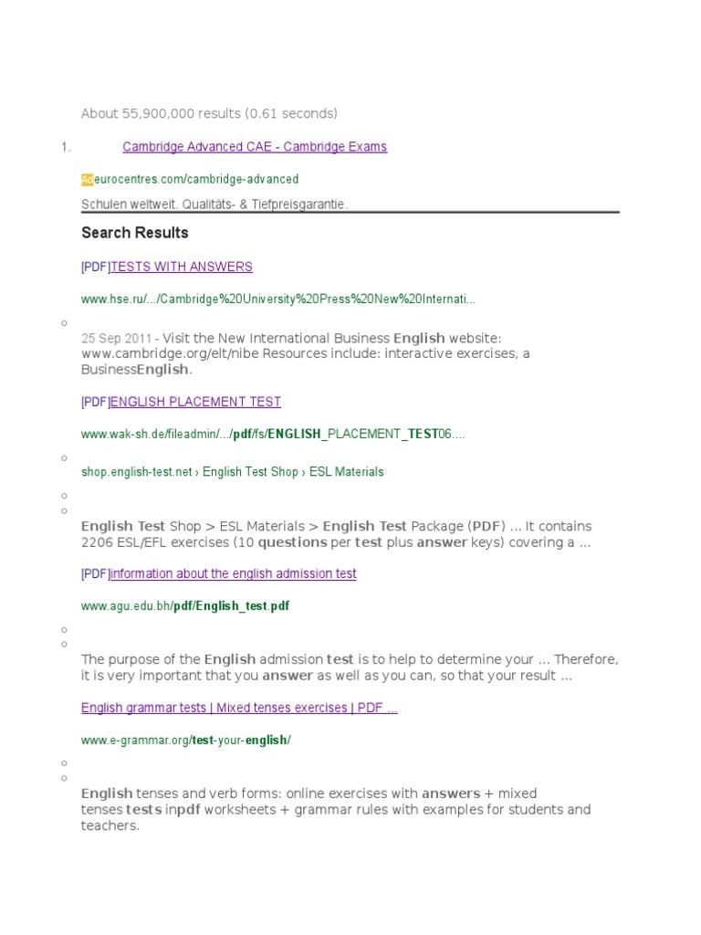 Advanced Esl Grammar Worksheets Images Worksheet For Kids Maths