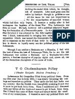 Extract Pages From Reminiscences and Aneedotes of Lokamanya Tilak, s.v.bapat 1928