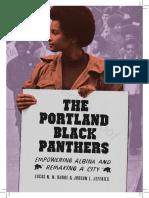 Portland Black Panthers