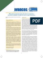 Efecto de La Micorrización Arbuscular Sobre El Crecimiento y Desarrollo de Plántulas de Palma de Aceite en Etapa de Previvero