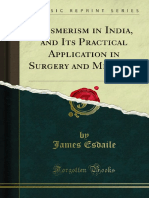 Mesmerism in India and Its Practical Application in Surgery and 1000022405