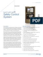 85005-0133 -- EST3X Life Safety Control System