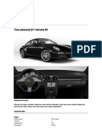 59025 2010 Basalt Black 911 4S