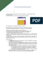 Bases de Datos Práctica UF2406 El Ciclo de Vida Del Desarrollo de Aplicaciones