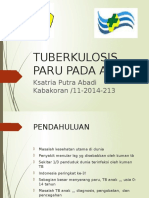 Tuberkulosis Pada Anak