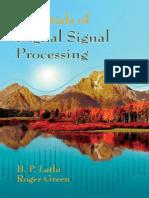 Essentials of Digital Signal Processing (2014)