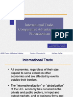 Ch19 International Trade, Comparative Advantage, And Protectionism