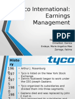 Group 4 Tyco Presentation