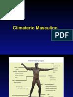 Climaterio masculino