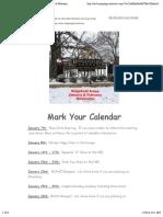 Jan:Feb Newsletter