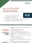 Deontología Profesional del Chef