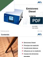 Opacimetro AVL