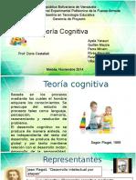 Teoría Cognitiva y Sus Mayores Representantes