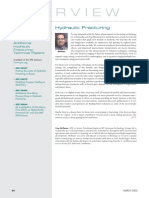 Overview Hydraulic Fracturing