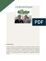 De La Revista Proceso