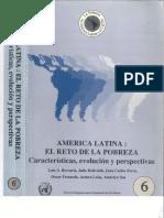 America Latina El Reto de La Pobreza