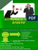 Yes Komunikasi Efektif
