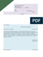 Documentos Negociables y No Negociables