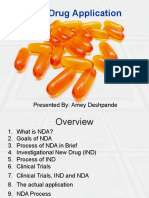 New Drug Application