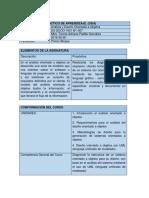 ODA Analisis y Diseño Orientado a Objetos
