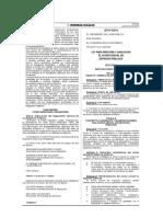 Ley 30314 - Ley Para Prevenir y Sancionar El Acoso Sexual En Espacios Públicos