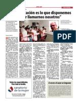 Entrevista a Rubén Makinistian