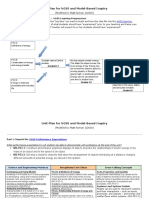 NGSS edTPA Unit Plan