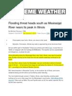 hydrosphere 1-flooding