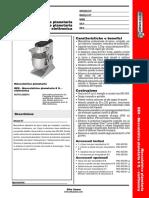 Planetary Mixer - 8 Lt. - Electronic_603755_Italian