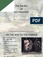 2the garden of gethsemane