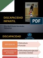 DISCAPACIDAD INFANTIL