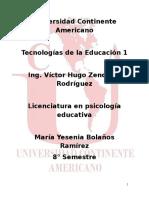 Tenologias de La Educacion 1[1]