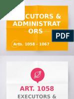 Executors & Administrators (PPT)