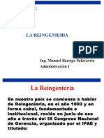 REINGENIERIA