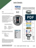 Nokia N-gage Rh-29 Service Schematics