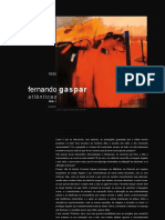 Fernando Gaspar - Atlânticas, 2005