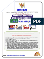 Soal Tes Inteligensi Umum (TIU) Disertai Pembahasan