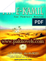 Pir e Kamil, English Version by Umera Ahmed Www.paknovels.com