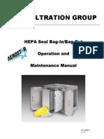 HEPA BagIn BagOut Housing Install 01
