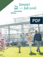 Evenementenkalender Plantentuin Meise 01-07/2016