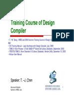 Design compiler