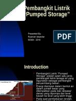 Pumped Storage