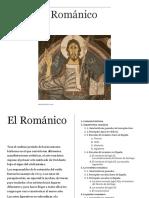 Tema 57 Arte románico (libro de Bachillerato)