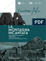 Montagna  Incantata Dispensa