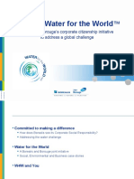 Water for the World - 2010 Q1 - employees introduction (2).pptx