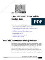 AnyConnect Secure Mobility SolutionGuide