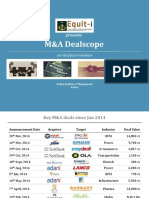 Equit-I Dealscope 2014 Volume I