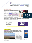 OMILO Newsletter from Greece - January 2016
