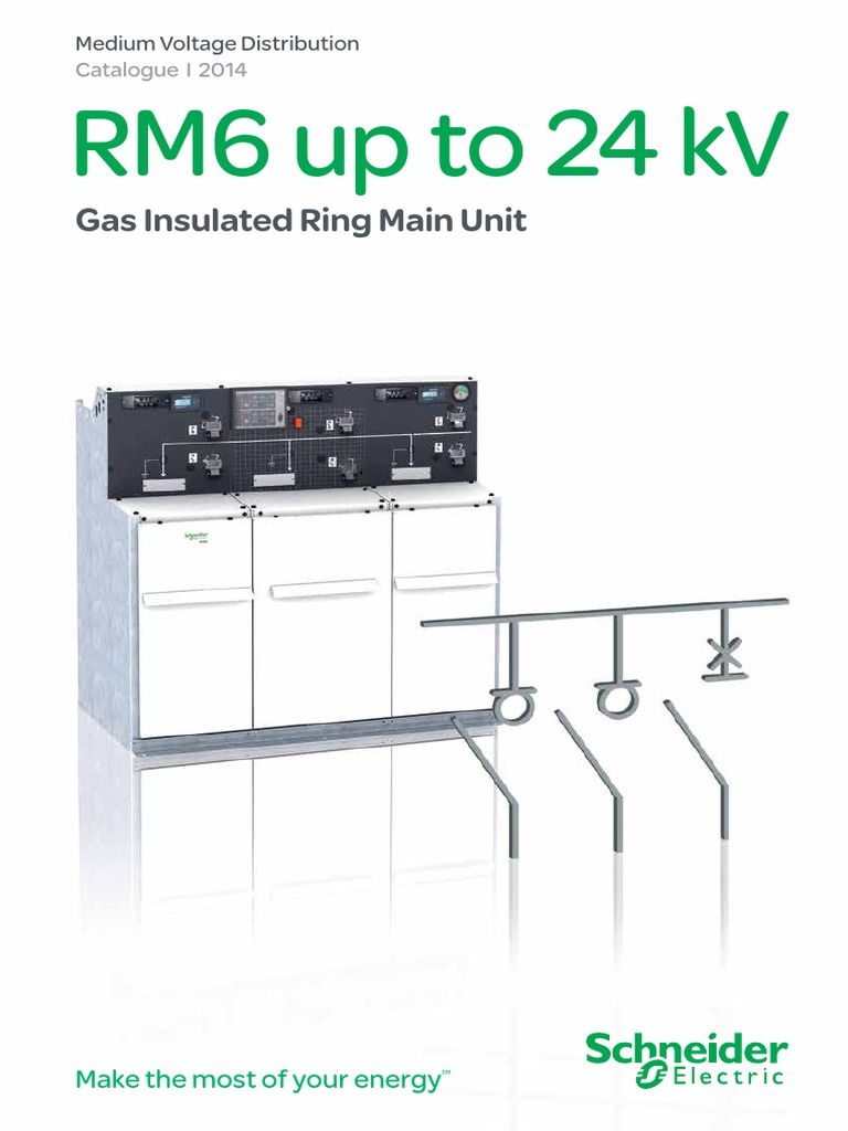 Rm6 Catalogue 2014 Switch Fuse Electrical