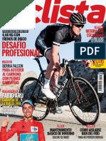 Ciclista - Enero 2016